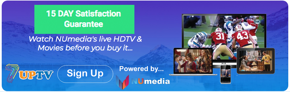 Streaming Media 15-Day Satisfaction Guarantee