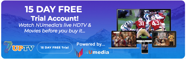 Streaming Media Free Trial