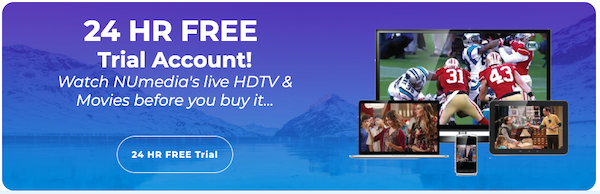 Free Streaming Media Trial